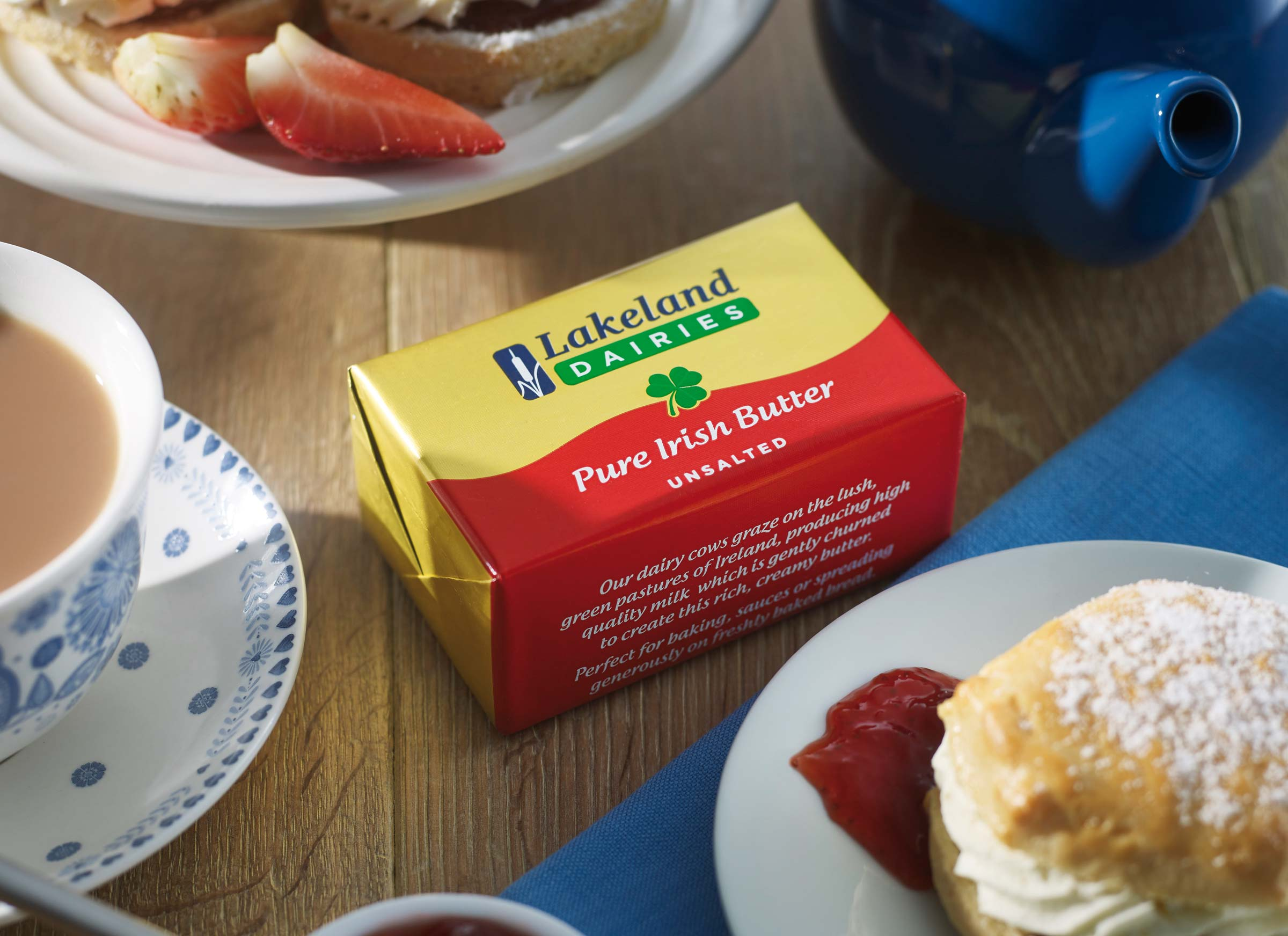 Lakeland Dairies butter