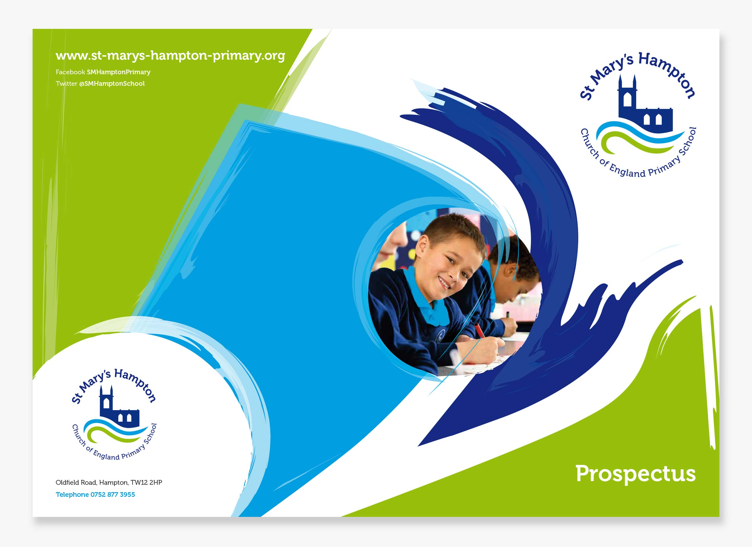 St Mary's primary school prospectus