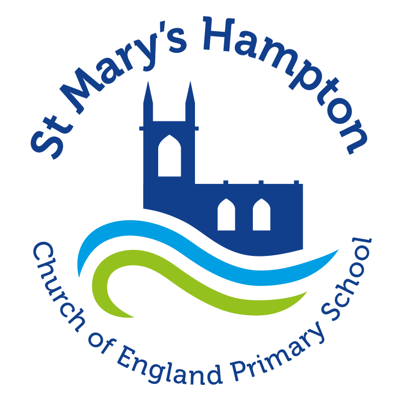 St Mary's church logo