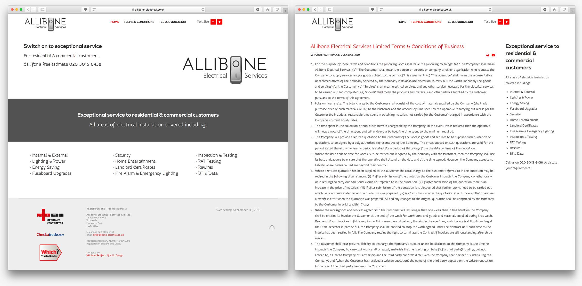 Allibone website