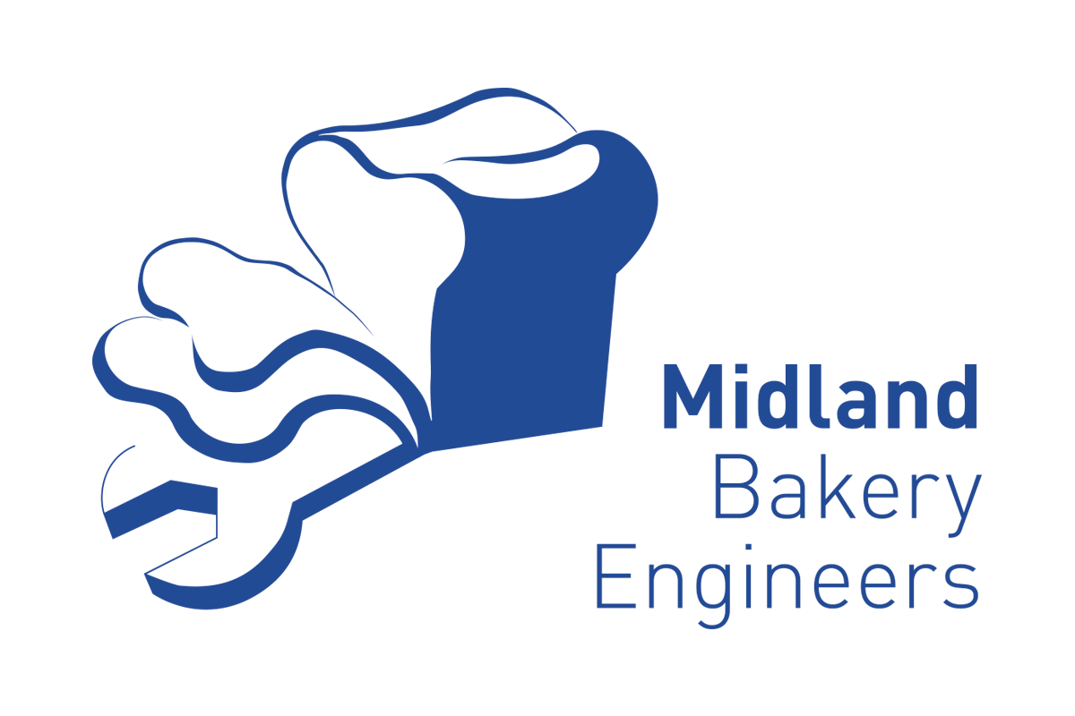 Midland Bakery Engineers brand identity