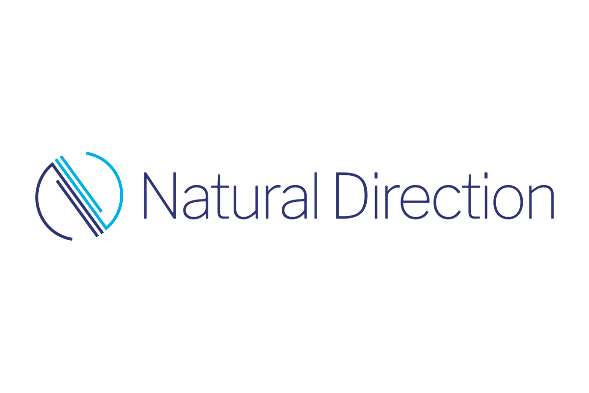 Natural Direction brand identity