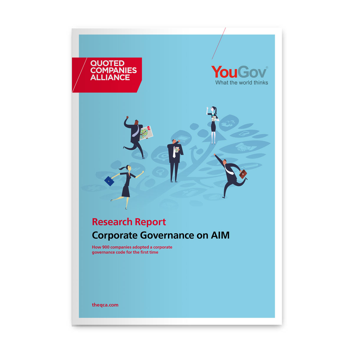 QCA & YouGov Corporate Governance Report